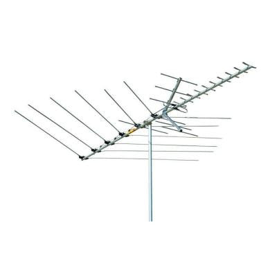 60-Mile Range UHF/VHF/FM HD TV Outdoor Antenna