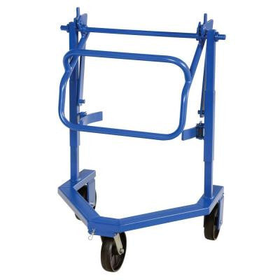 550 lb. Capacity Portable Drum Transporter/Controller