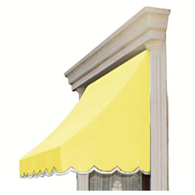 40 ft. Nantucket Window/Entry Awning (44 in. H x 36 in. D) in Light Yellow