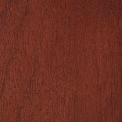 Danbury 4 in. x 4 in. Wood Sample in Dark Cherry