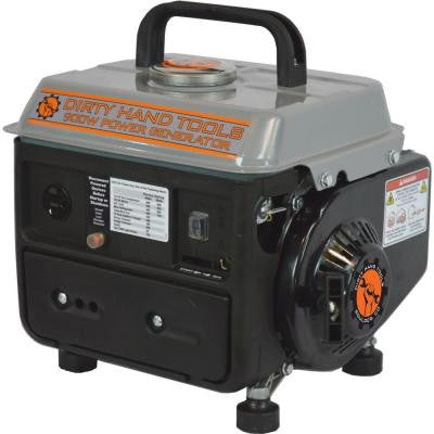 900-Watt Gasoline Generator with OEM Branded