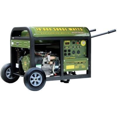 10,000-Watt Gasoline Powered Portable Generator