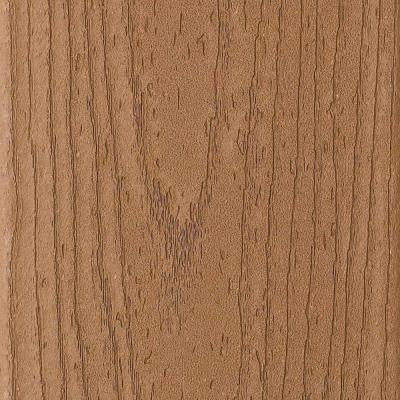 Composite Decking Trex Beach Dune Grooved Edge (Common: 1 in. x 5-1/2 in. x 16 ft.; Actual:  1 in. x 5.5 in. x 192 in.)
