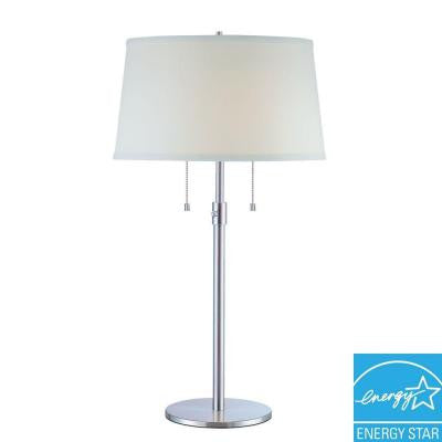 Urban Basic 31 in. Adjustable Table Lamp