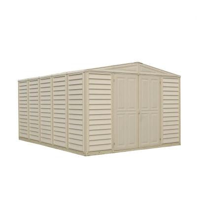 Woodbridge 10 ft. x 13 ft. Shed with Foundation