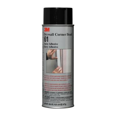 16.6 oz. Drywall Corner Bead Adhesive Spray