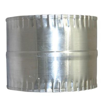 4 in. Aluminum Duct Coupling