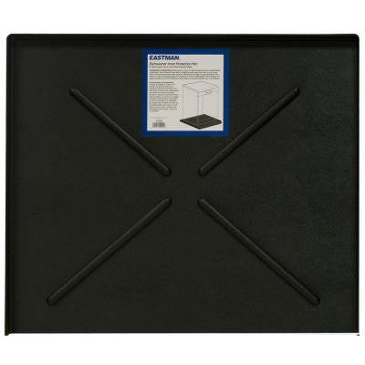 24 in. x 20.5 in. Dishwasher Pan in Black