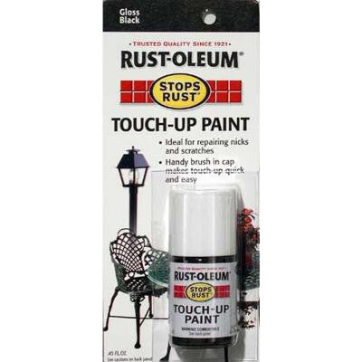 0.45 oz. Gloss Black Touch-Up Paint (6-Pack)