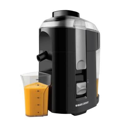 10 oz. Juice Extractor in Black