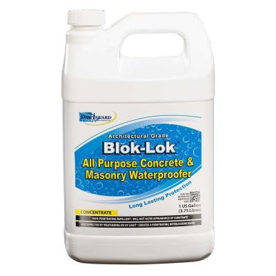 Blok-Lok 1-gal. Concentrate Penetrating Water Repellent