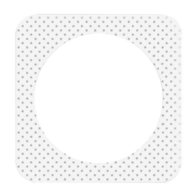 8 in. x 6-1/4 in. Hole Residential Can-Light Patch