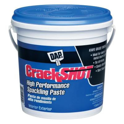 1 gal. Crackshot High-Performance Spackling Paste