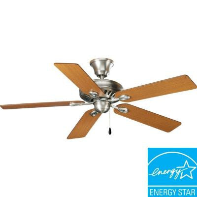 AirPro Signature 52 in. Antique Nickel Ceiling Fan