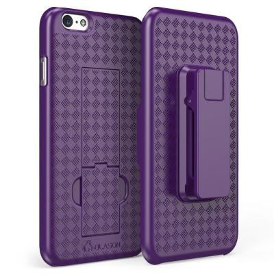 Transformer Hoster Case for Apple iPhone 6 / 6S - Purple