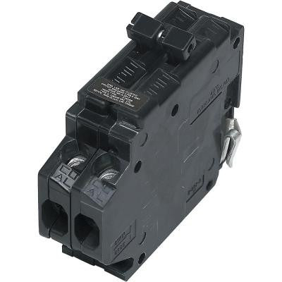 20-Amp Double-Pole Type A UBI Replacement Challenger Breaker