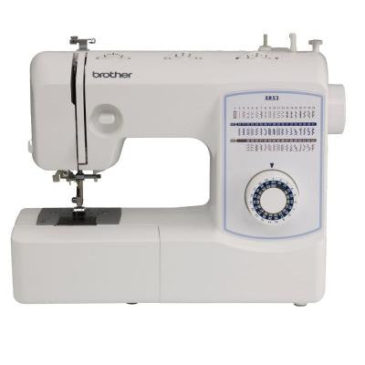 53-Stitch Mechanical Sewing Machine