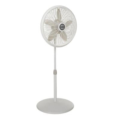 18 in. Adjustable Elegance and Performance Pedestal Fan