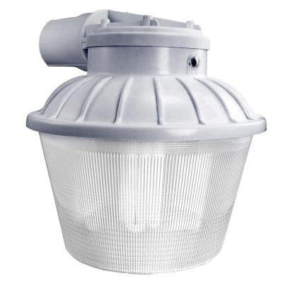 42 Watt Fluorescent Yard Light, Metallic