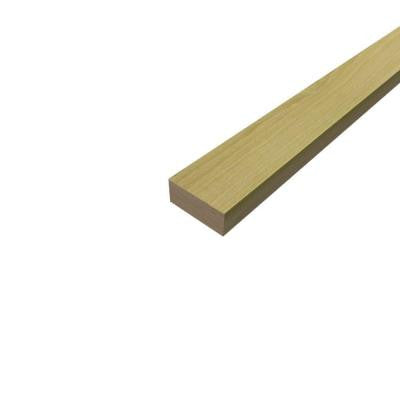 2 in. x 4 in. Poplar Board [Lineal Foot]