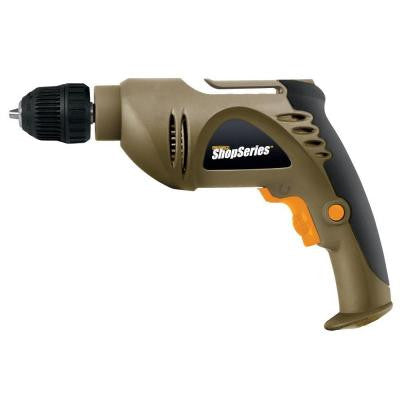 4.5 Amp 3/8 in. Variable-Speed Reversing Rotary Drill