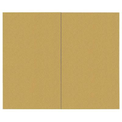 44 sq. ft. Straw Fabric Covered Top Kit Wall Panel