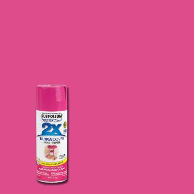 12 oz. Gloss Berry Pink General Purpose Spray Paint