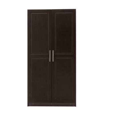Select MDF Storage Cabinet in Espresso