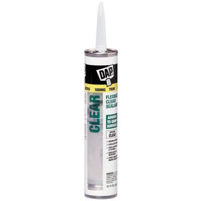 10.1 oz. Flexible Clear Sealant