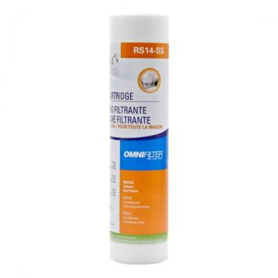 10 in. x 2.5 in. Replacement Whole House Water Filter Cartridge