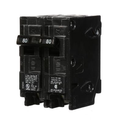 80 Amp Double-Pole Type QP Circuit Breaker