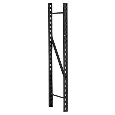 1.5 in. W x 24 in. D x 72 in. H Steel Welded Frame for Rack