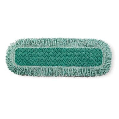 HYGEN 24 in. Microfiber Dust Mop Pad with Fringe (Case of 6)