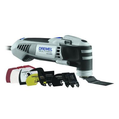 3 Amp Multi-Max Corded Oscillating Tool Kit