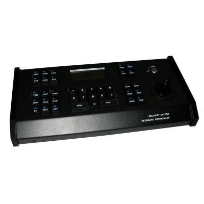 2D Keyboard Controller for Speed Dome