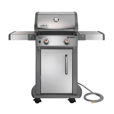 Spirit S-210 2-Burner Stainless Steel Natural Gas Grill