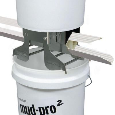 13 in. x 10 in. x 5.5 in. Mud-Pro2 Mounted Drywall Compound Applicator MP 2