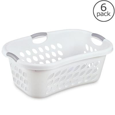 1.25 Bushel Ultra Hiphold Laundry Basket (6-Pack)