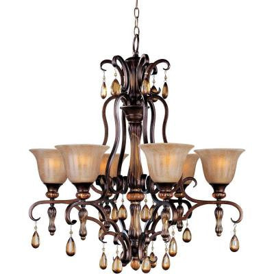 Dresden-Single-Tier Chandelier