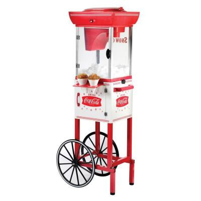 Coca-Cola Series Snow Cone Cart in Red