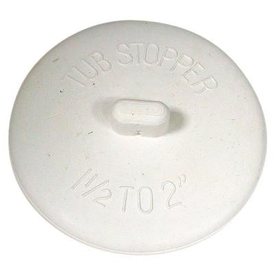 1-1/2 in. - 2 in. Universal Tub Stopper