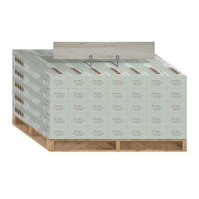 Montagna Beachwood 6 in. x 36 in. Glazed Porcelain Floor and Wall Tile (348 sq. ft. / pallet)