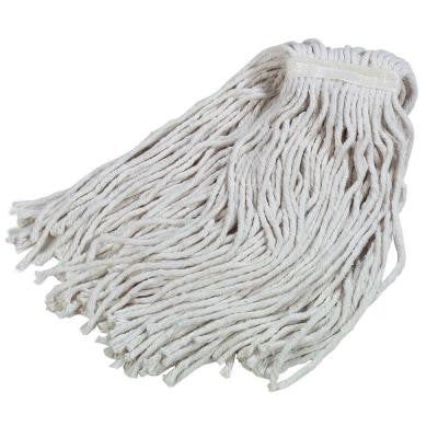 4-Ply Large Cotton Cut End Wetmop (12-Pack)