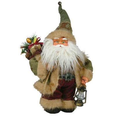 Plush Collection 14 in. Santa with Music
