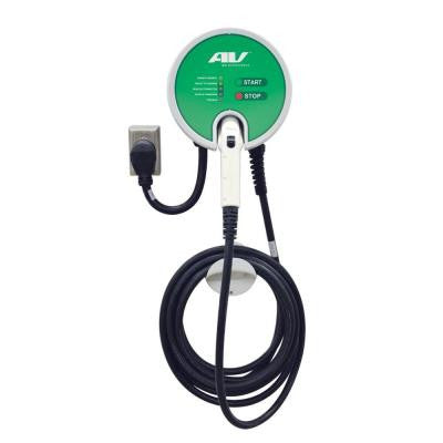 30-Amp Level 2 Plug-In EV Charging Station with 25 ft. Charge Cable