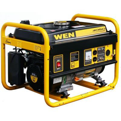 4,050-Watt Gasoline Powered Portable Generator