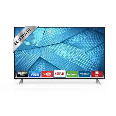 M-Series 55 in. Full-Array LED 2160p 120Hz Internet Enabled Smart Ultra HDTV with Built-In Wi-Fi