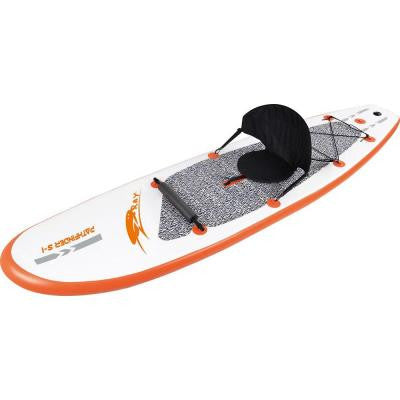 10 ft. Inflatable Stand-Up Paddle Board Deluxe Set