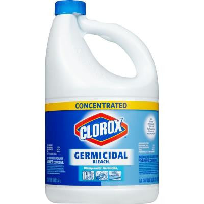 121 oz. Concentrated Germicidal Bleach