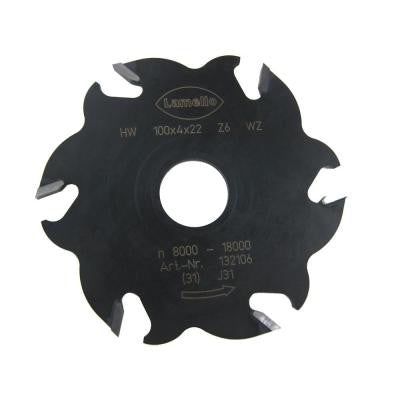 6 Teeth Carbide Cutter Classic Original